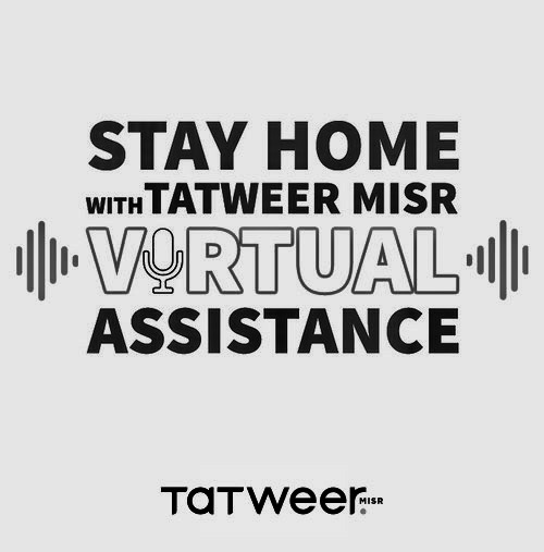 Virtual assistant Tatweer Misr